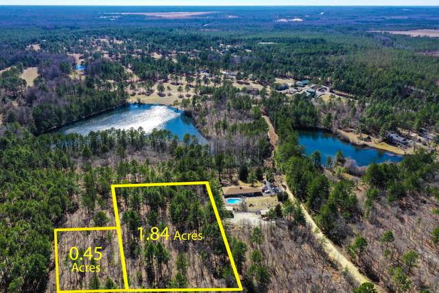 Tbd Folley Drive, Pinebluff, NC 28373 (MLS #204529) :: Pinnock Real Estate & Relocation Services, Inc.