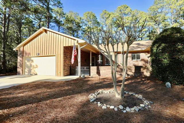 501 Sandalwood Drive, Southern Pines, NC 28387 (MLS #204530) :: Pinnock Real Estate & Relocation Services, Inc.