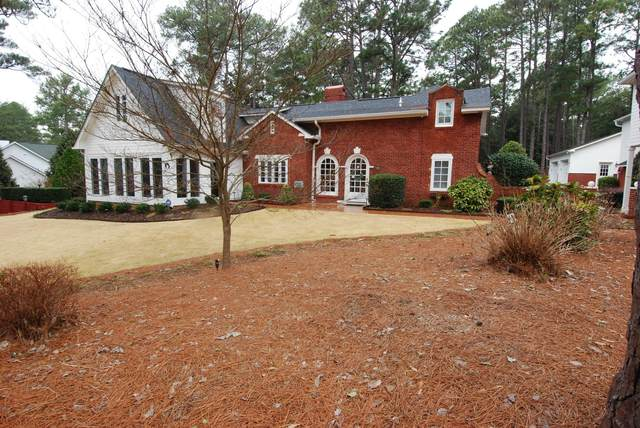 155 Crest Road, Southern Pines, NC 28387 (MLS #204551) :: EXIT Realty Preferred