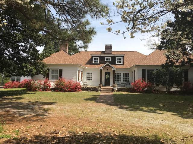 204 Hope Drive, Jackson Springs, NC 27281 (MLS #204558) :: Pinnock Real Estate & Relocation Services, Inc.