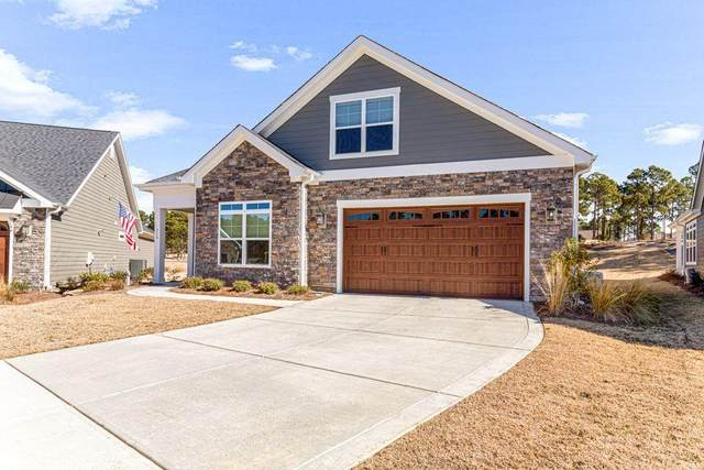 210 Holly Springs Court, Southern Pines, NC 28387 (MLS #204566) :: Pinnock Real Estate & Relocation Services, Inc.