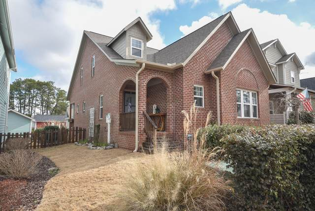 213 Springwood Way, Southern Pines, NC 28387 (MLS #204576) :: EXIT Realty Preferred