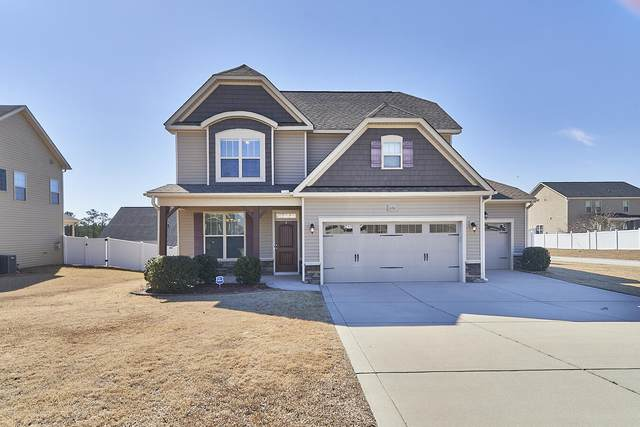 606 Century Drive, Cameron, NC 28326 (MLS #204593) :: On Point Realty