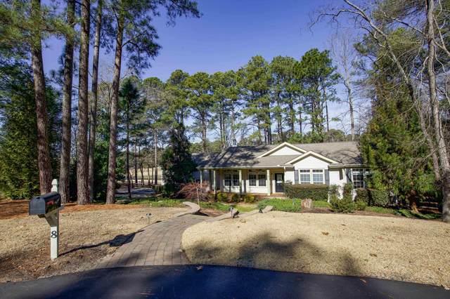 8 Hillside Drive, Foxfire, NC 27281 (MLS #204601) :: Pinnock Real Estate & Relocation Services, Inc.