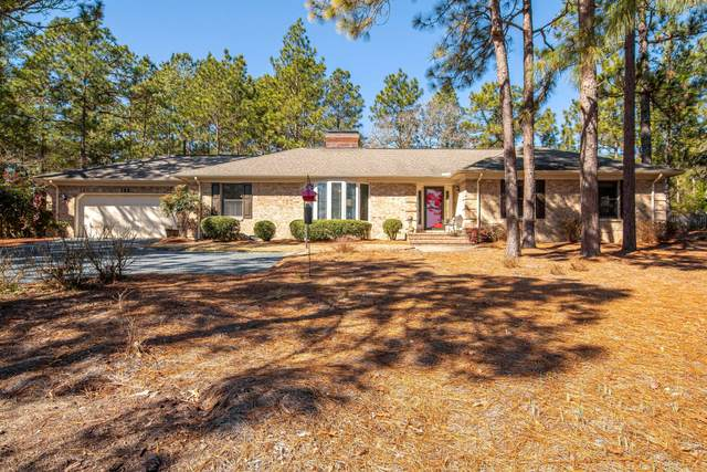 135 Lost Tree Place, Southern Pines, NC 28387 (MLS #204604) :: Pinnock Real Estate & Relocation Services, Inc.
