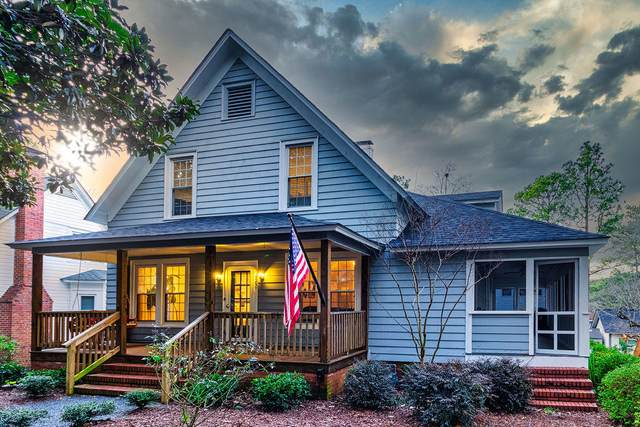560 N Ashe Street, Southern Pines, NC 28387 (MLS #204607) :: Pinnock Real Estate & Relocation Services, Inc.