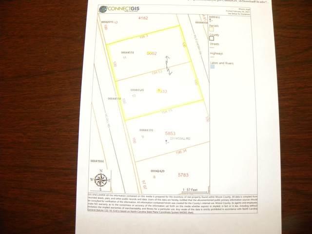 Tbd Mcgill Rd Road, Vass, NC 28394 (MLS #204623) :: Pinnock Real Estate & Relocation Services, Inc.