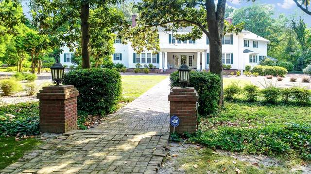 315 N Beulah Hill Road, Pinehurst, NC 28374 (MLS #204633) :: Pines Sotheby's International Realty