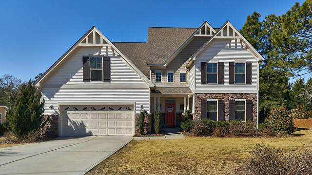 12 Victoria Drive, Whispering Pines, NC 28327 (MLS #204634) :: Pinnock Real Estate & Relocation Services, Inc.