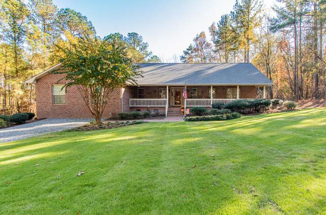 116 Caribou Lane, Carthage, NC 28327 (MLS #204639) :: Pines Sotheby's International Realty