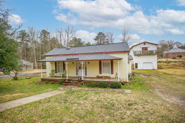 136 Phillips Street, Cameron, NC 28326 (MLS #204647) :: EXIT Realty Preferred