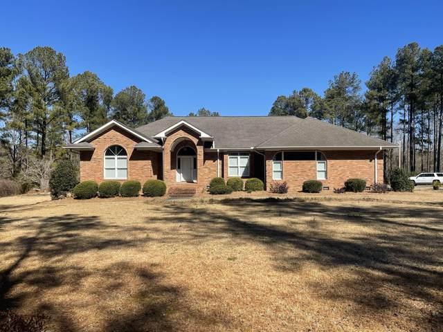 645 Hollywood Road, Wadesboro, NC 28170 (MLS #204666) :: Pinnock Real Estate & Relocation Services, Inc.