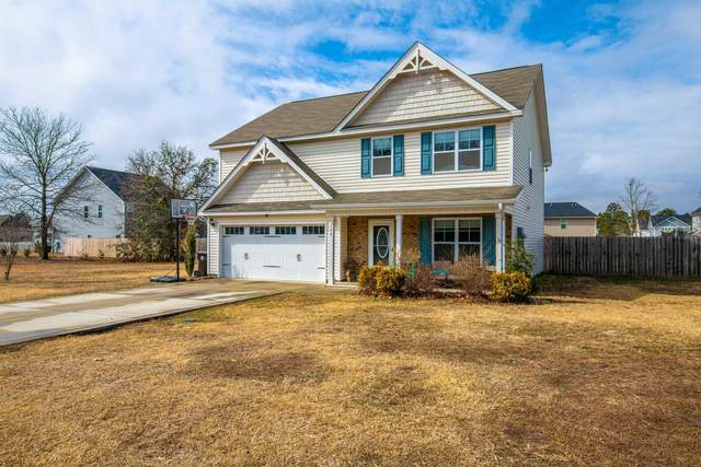 394 Shepherd Trail, Aberdeen, NC 28315 (MLS #204692) :: Pinnock Real Estate & Relocation Services, Inc.