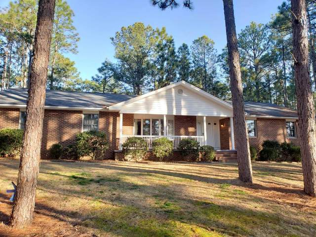 409 Stornoway Drive, Southern Pines, NC 28387 (MLS #204708) :: EXIT Realty Preferred