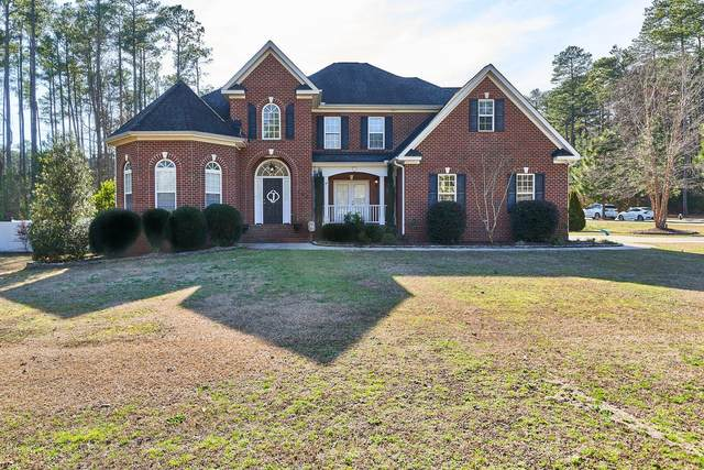 140 Glenmoor Drive, Southern Pines, NC 28387 (MLS #204713) :: EXIT Realty Preferred