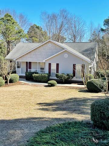 260 Queens Cove Way, Whispering Pines, NC 28327 (MLS #204716) :: Pinnock Real Estate & Relocation Services, Inc.
