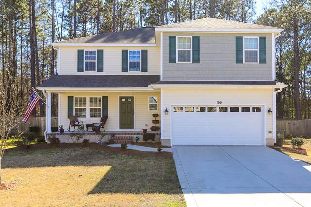 155 Argyll Avenue, Aberdeen, NC 28315 (MLS #204721) :: Pinnock Real Estate & Relocation Services, Inc.