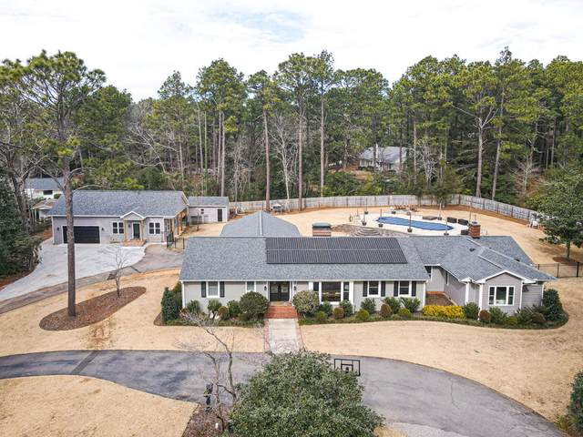 210 Maples Road, Southern Pines, NC 28387 (MLS #204726) :: Pines Sotheby's International Realty
