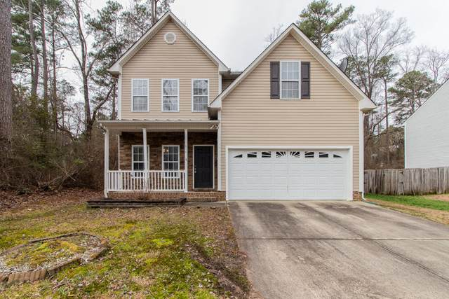 854 Elderberry Drive, Vass, NC 28394 (MLS #204730) :: Pinnock Real Estate & Relocation Services, Inc.