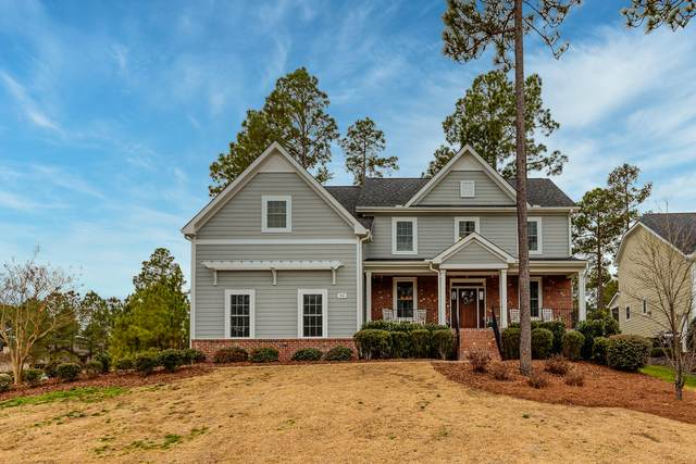 90 Plantation Drive, Southern Pines, NC 28387 (MLS #204734) :: Pinnock Real Estate & Relocation Services, Inc.