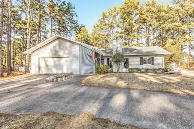 105 Ravenglass Drive, Carthage, NC 28327 (MLS #204735) :: Pinnock Real Estate & Relocation Services, Inc.