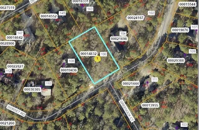 106 Dorset Road, West End, NC 27376 (MLS #204741) :: Pinnock Real Estate & Relocation Services, Inc.