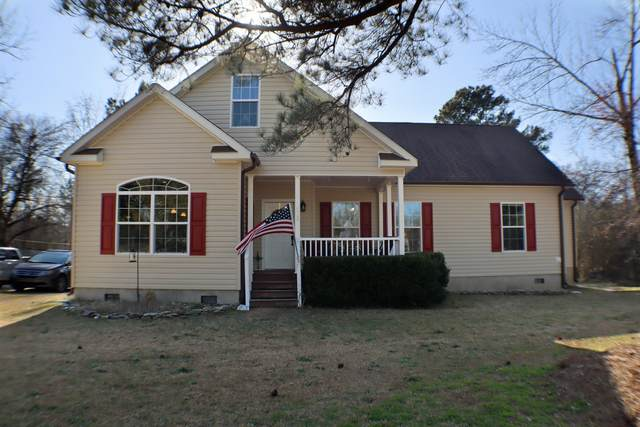 360 Cranes Creek Road, Cameron, NC 28326 (MLS #204753) :: On Point Realty