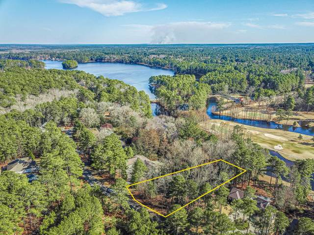 215 Lakeview Drive, Whispering Pines, NC 28327 (MLS #204767) :: Towering Pines Real Estate