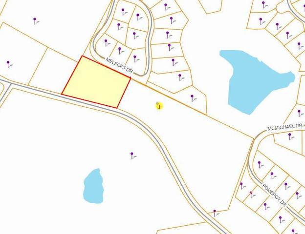 860-1 Chicken Plant Road, Aberdeen, NC 28315 (MLS #204814) :: Towering Pines Real Estate