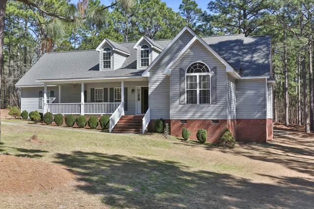 101 Pinewild Lane, Rockingham, NC 28379 (MLS #204839) :: Towering Pines Real Estate