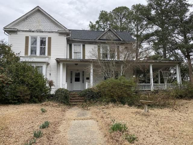 300 Mcreynolds Street, Carthage, NC 28327 (MLS #204856) :: Towering Pines Real Estate