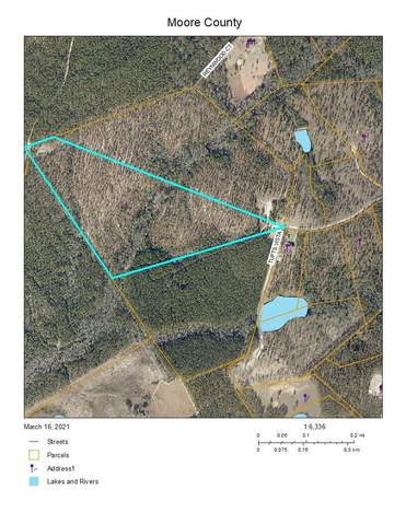 Tbd Tufts Vista Drive, Jackson Springs, NC 27281 (MLS #204885) :: Towering Pines Real Estate