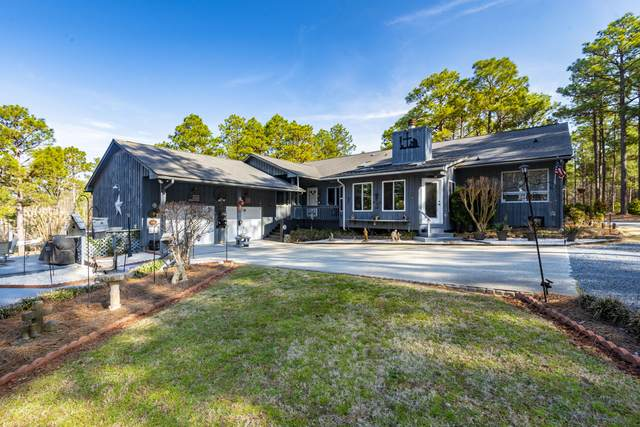 350 Tee Jay Farm Road, Aberdeen, NC 28315 (MLS #204892) :: Pines Sotheby's International Realty