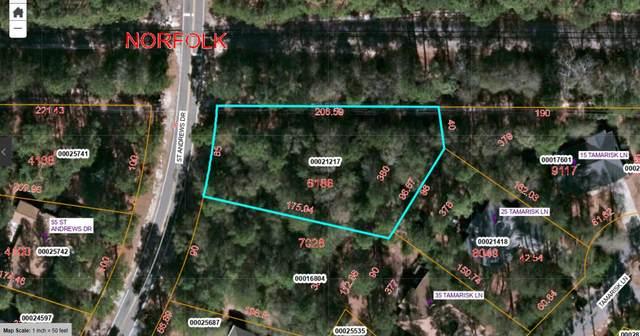 40 St. Andrews Drive, Pinehurst, NC 28374 (MLS #204924) :: Towering Pines Real Estate