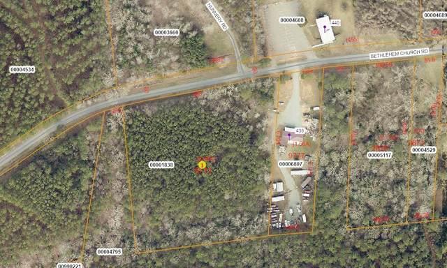 0 Bethlehem Church Road, Carthage, NC 28327 (MLS #204981) :: Pinnock Real Estate & Relocation Services, Inc.