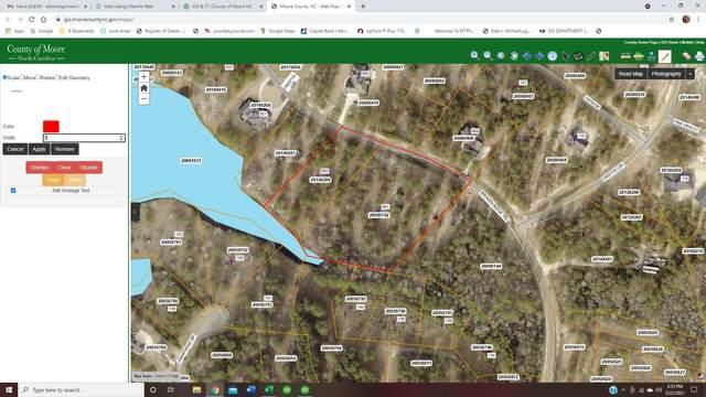 861 & 883 Broken Ridge Trail, West End, NC 27376 (MLS #204985) :: EXIT Realty Preferred