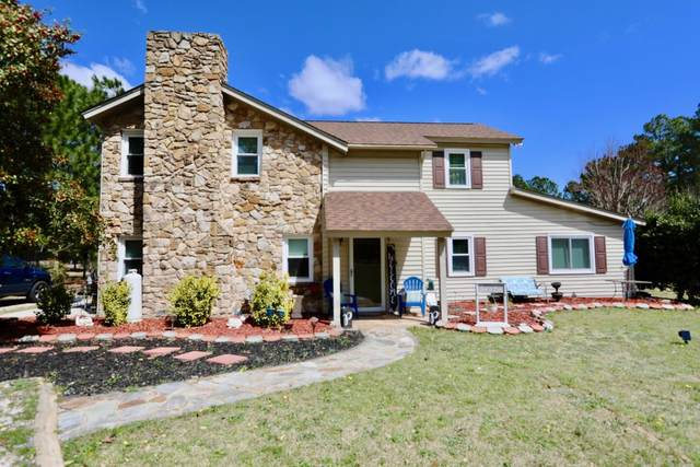 184 Cardinal Lane, West End, NC 27376 (MLS #204988) :: Towering Pines Real Estate