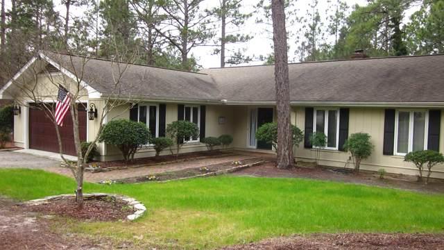 Address Not Published, Pinehurst, NC 28374 (MLS #205021) :: Towering Pines Real Estate