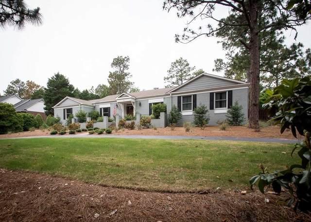 85 E Mckenzie Road, Pinehurst, NC 28374 (MLS #205083) :: Towering Pines Real Estate