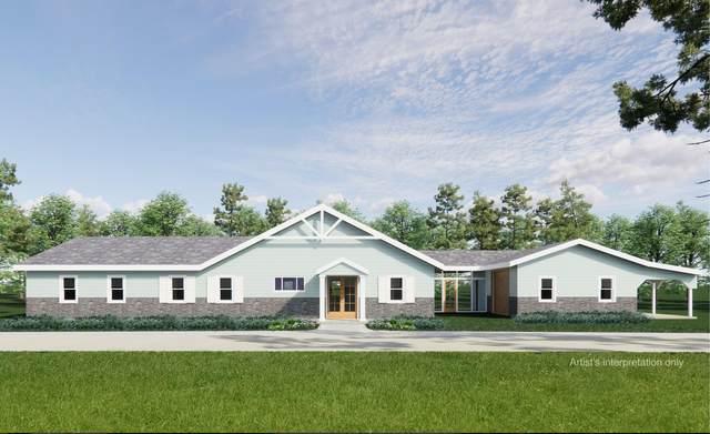 254 NW Pelham Trail, Vass, NC 28394 (MLS #205092) :: Towering Pines Real Estate
