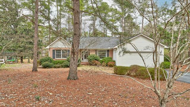 3 Fly Rod Lane, Whispering Pines, NC 28327 (MLS #205093) :: Towering Pines Real Estate