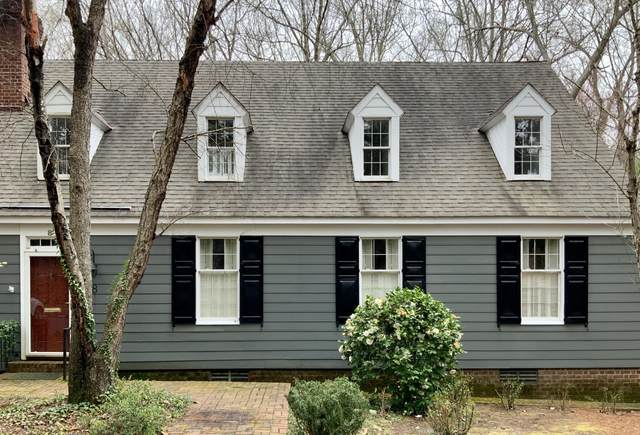 8 Village In The Woods #8, Southern Pines, NC 28387 (MLS #205095) :: Pines Sotheby's International Realty