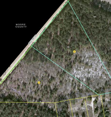 Tbd Maultsby Road, Aberdeen, NC 28315 (MLS #205103) :: Pines Sotheby's International Realty