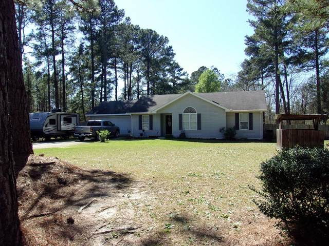 780 Mcintosh Road, Carthage, NC 28327 (MLS #205116) :: Pinnock Real Estate & Relocation Services, Inc.