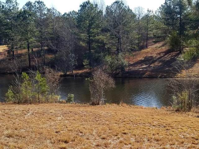 138 Gails Road, West End, NC 27376 (MLS #205125) :: Pines Sotheby's International Realty