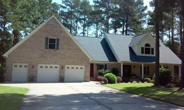 30181 E Lake Road, Wagram, NC 28396 (MLS #205129) :: Pinnock Real Estate & Relocation Services, Inc.