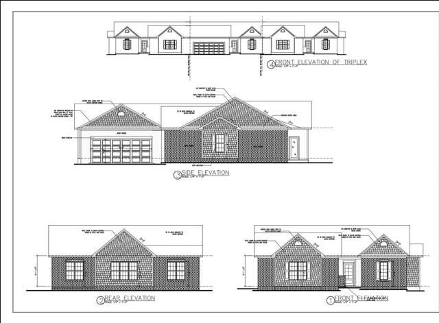 820 Lighthorse Circle, Aberdeen, NC 28315 (MLS #205143) :: Towering Pines Real Estate