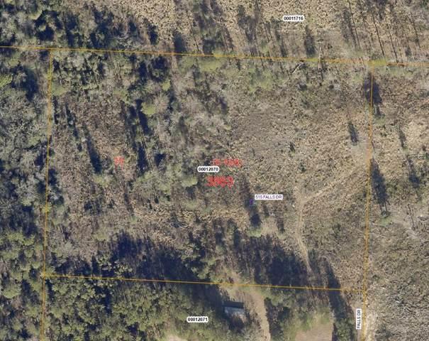 515 Falls Drive, Eagle Springs, NC 27242 (MLS #205158) :: Towering Pines Real Estate