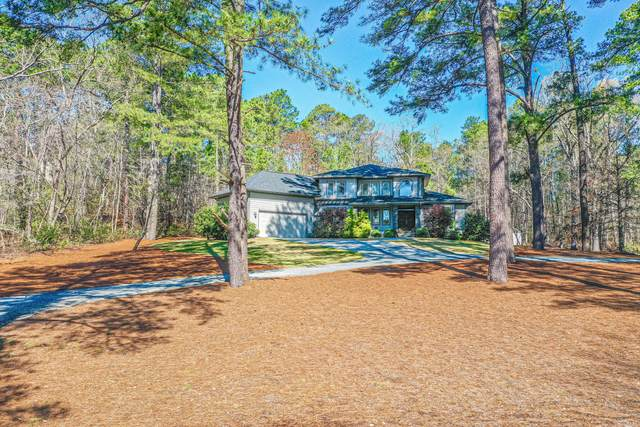 204 Rob Roy Road, Southern Pines, NC 28387 (MLS #205167) :: Towering Pines Real Estate