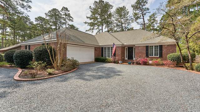 55 Rockland Lane, Pinehurst, NC 28374 (MLS #205175) :: Pines Sotheby's International Realty